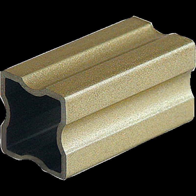 Bankettstuhl Louis XVI Modell 820 Aluminium