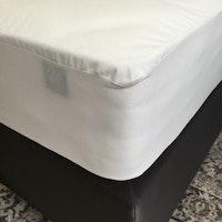 MOLTON Sandwich Matratzenschutz Spannbetttuch wasserdicht