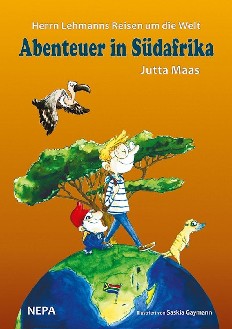 Herrn Lehmanns Reisen um die Welt - Abenteuer in Südafrika