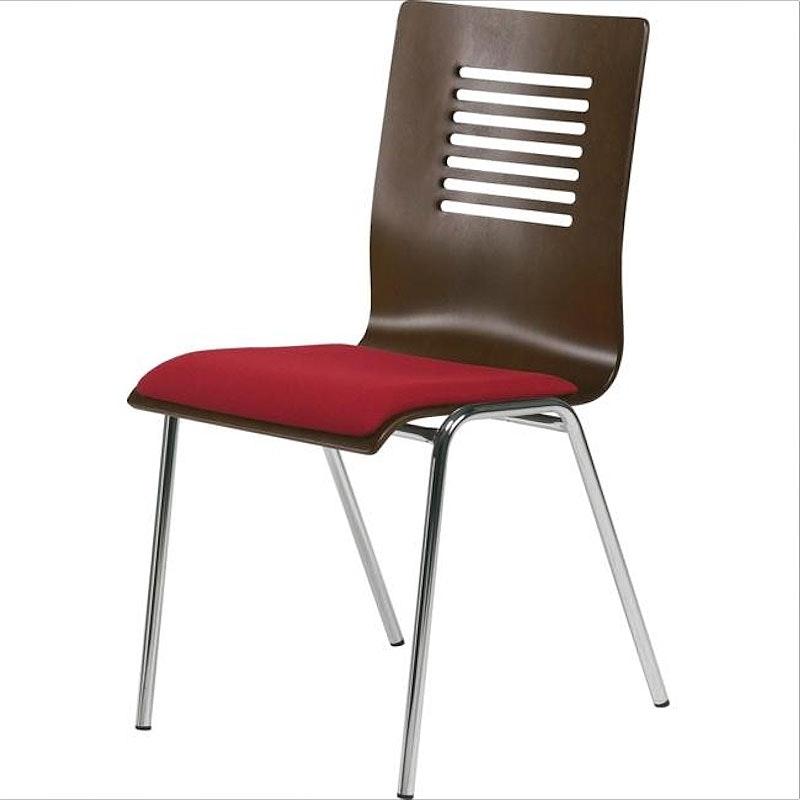 Holzschalenstuhl Multipla ST45