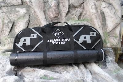 TakeDown Bogen Tasche TYRO A3 - schwarz