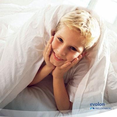 Leichte EVOLON® Premium Allergiker Sommereinziehdecke