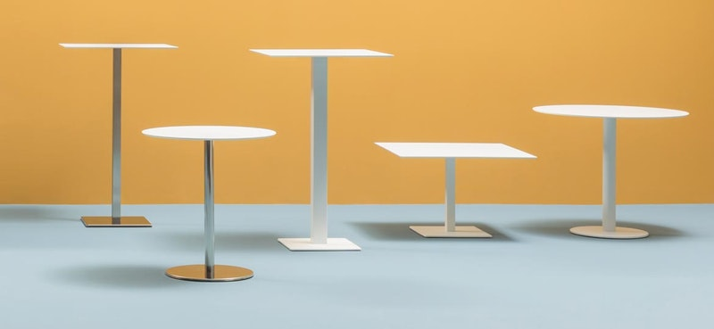 Tischgestell INOX von PEDRALI