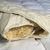 Zirben-Schurwolle-Kissen 30% Zirbe