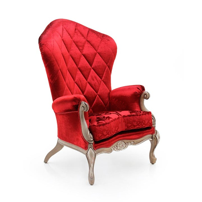 Modell RHOMBUS Sessel