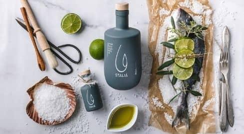 Stalia extra virgin Olivenöl 250ml
