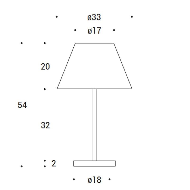 SOFT Tischlampe