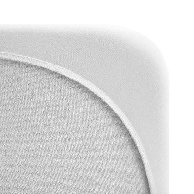 Matratzenschutz: wasserdichtes Jersey-Spannlaken mit PU-Laminierung