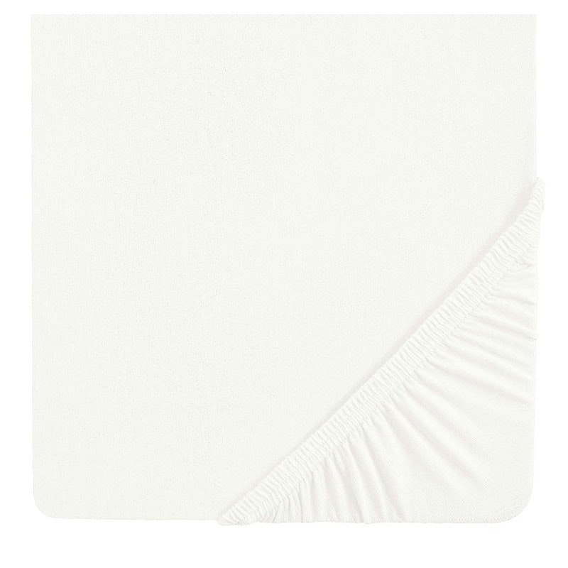 MARBELLA 35cm Steg Jersey-Elastic-Boxspring-Spannbetttuch