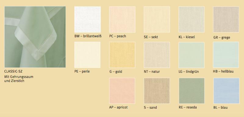 Classic-S Feinste Garnfarben von Pichler