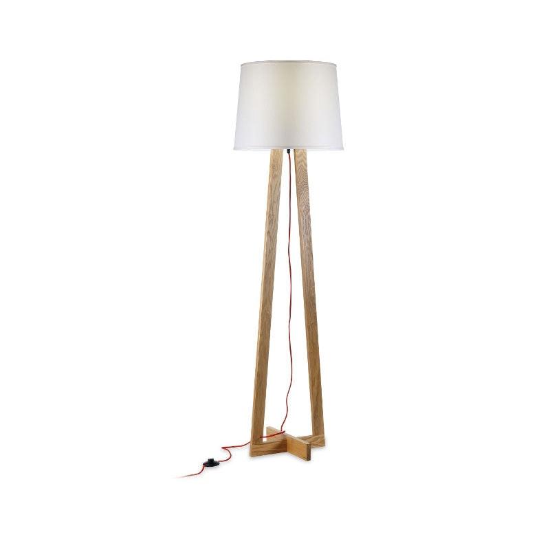 Stehlampe OKIMA LUNA