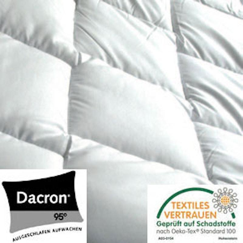 DACRON® Allergiker Sommerdecke / Microfaserdecke