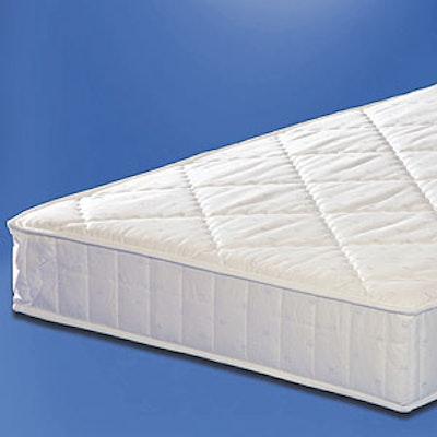 JUWEL Exclusive 7-Zonen Tonnen-Taschenfederkernmatratze (19 cm)