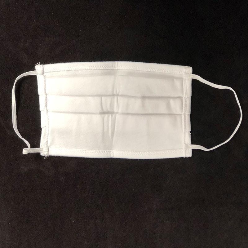 Communitymaske PP-Vlies/Biobaumwolle waschbar