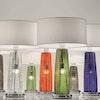 Tischlampe PERLE mundgeblasenes Muranoglas