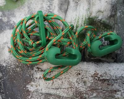 FLEX Spannschnur (grün/LB - andere BHR)