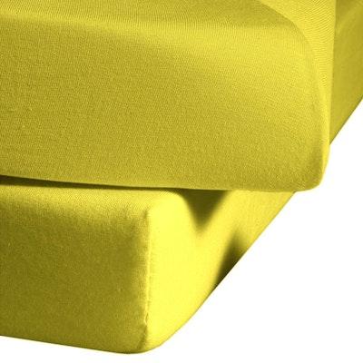 Jersey-Stretch-Spannbettlaken ALICANTE farbig