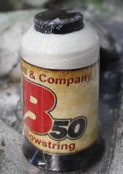 B 50 weiß