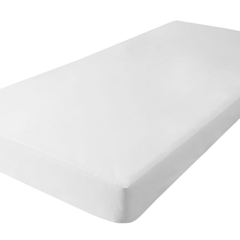 Abwaschbarer Matratzenvollschutz: Wischdesinfektion