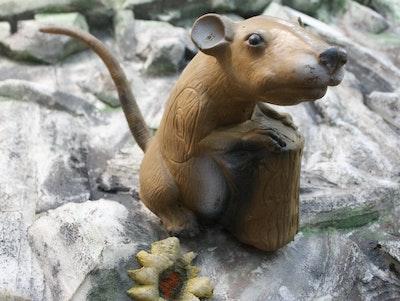 LL Ratte stehend (gebraucht)