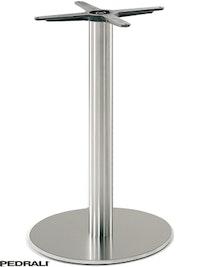 Tischgestell INOX für Tischplatte bis 90 cm rund