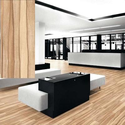 Vinyl-Designboden INDISCHER APFEL, blond