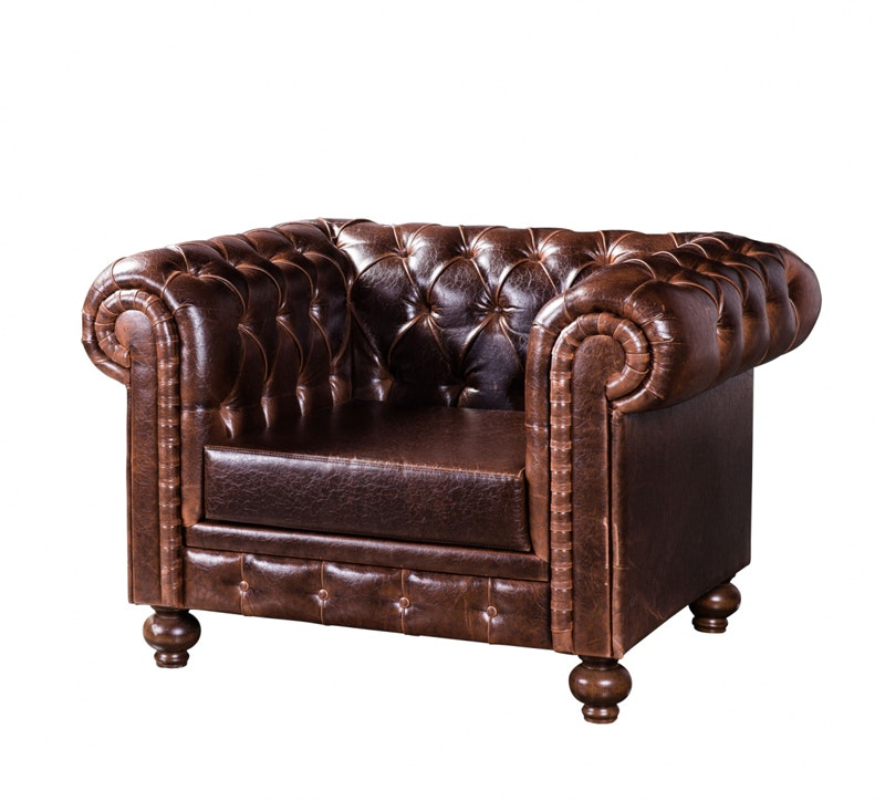 Chesterfield Sessel Nr. 11