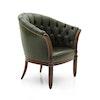 Klassischer Sessel AUGUSTO im Barockstil