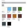 Stapelstuhl NASSAU 533 von SERENGETI Indoor+Outdoor - schnell lieferbar