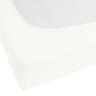 MARBELLA 25 cm Steg Jersey-Elastic-Spannbetttuch