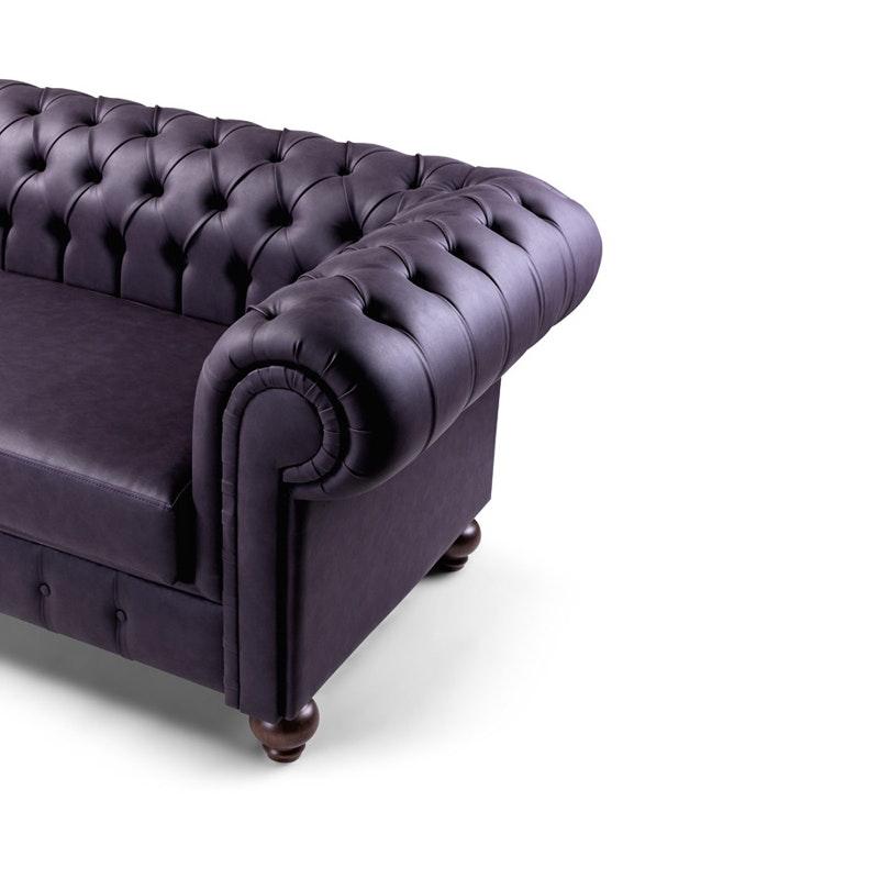 Chesterfield Sofa Nr. 11 4-Sitzer, 6-Sitzer, 8-Sitzer