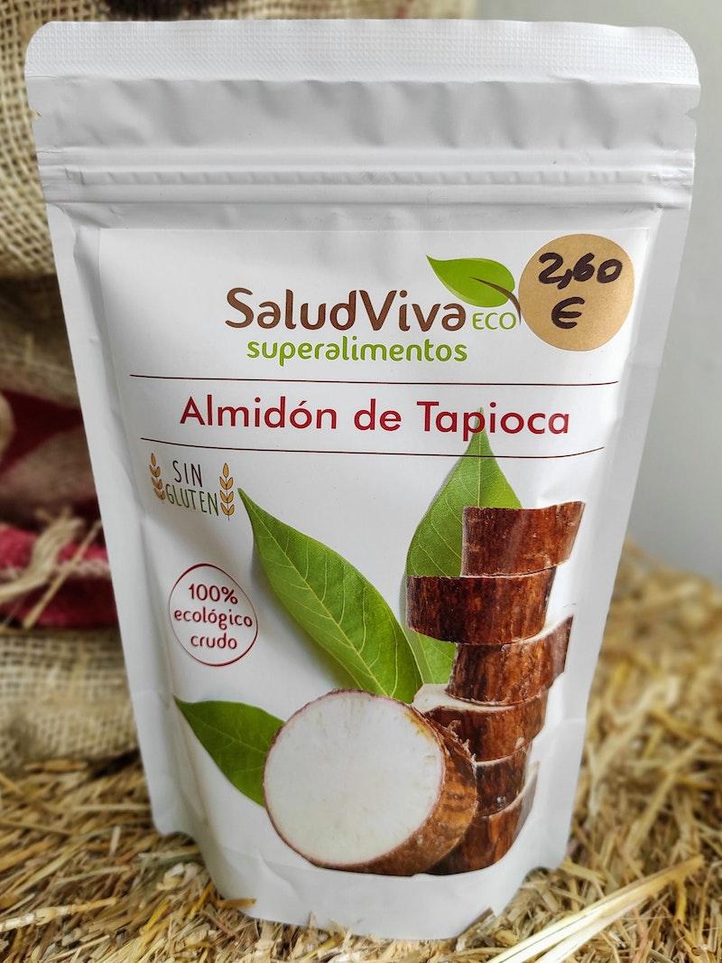 Almidón De Tapioca Salud Viva 250g