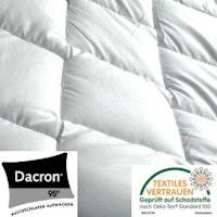 Allergiker Ganzjahresdecke / Mono-Microfaserdecke DACRON®
