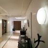 Hotel-Wandleuchte LARA mundgeblasenes Muranoglas