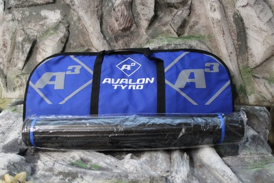 TD Bogentasche TYRO A3 blau