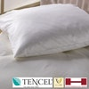 LYONSILK® Hotelbettwäsche TENCEL/Baumwolle im 8 mm Streifensatin