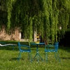 Outdoor Stapelsessel NOLITA 3655 by Pedrali (77cm hoch)