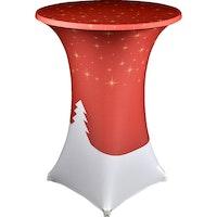 X-MAS Tisch-Stretchhusse -