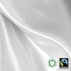 Garnitur Glattsatin Damast-Bettwäsche Bio-Baumwolle GOTS & Fairtrade
