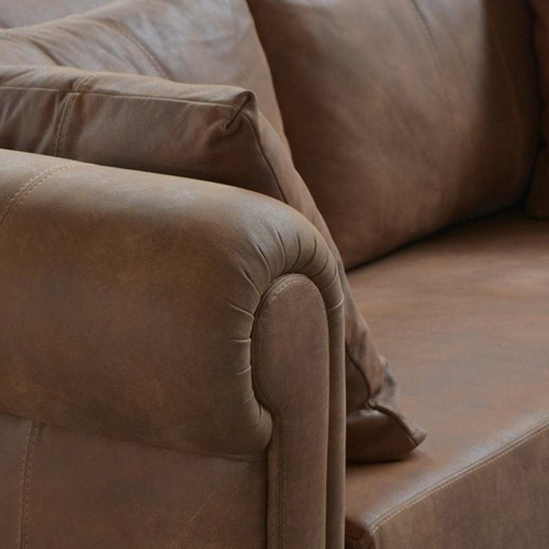 Sofa Nr. 1, 3-Sitzer Couch