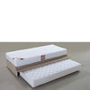 Unterschiebbett: 2-in-1 Gastbett-System 90x200cm anthrazit