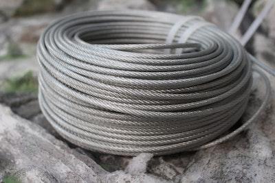 Stahlseil (pro Meter)