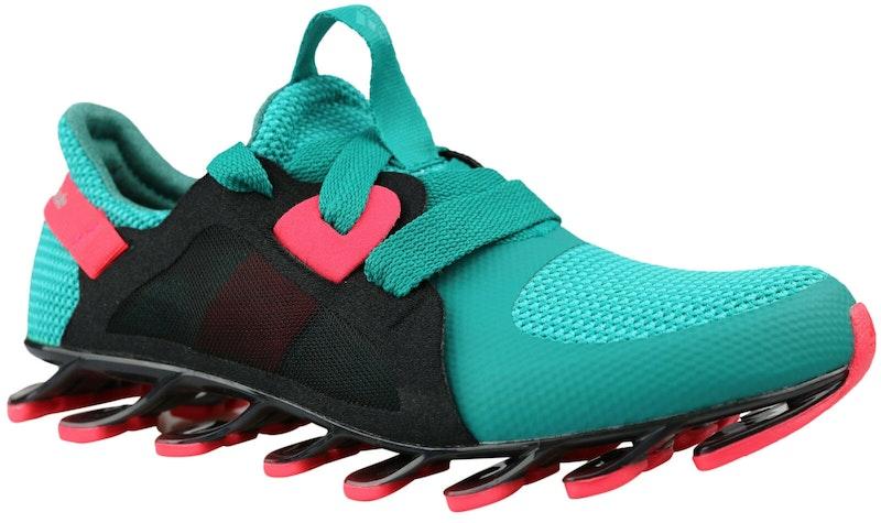 41 1//3 NEU Adidas Springblade Nanaya Sneaker Laufschuhe Damen blau AQ5244 Gr
