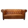 Chesterfield Sofa Nr. 2 als 3-Sitzer