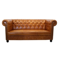 Chesterfield Sofa Nr. 2 als 3-Sitzer