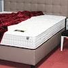 Tonnentaschenfederkern-Matratze, 27 cm hoch, Raumgewicht: 30, 560 Federn