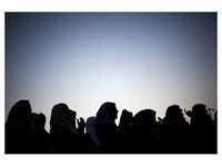 Egyptian Women in the Muslim Brotherhood - Numbered Prints Series