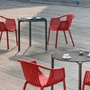 TATAMI 306 Pedrali® Terrassensessel