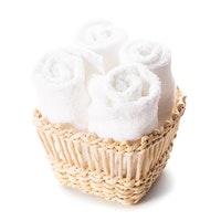 EIN MAL TEXTIL 380 g Seiftuch oder Waschhandschuh