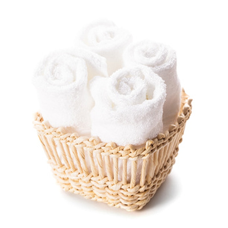 EIN MAL TEXTIL 380g Seiftuch oder Waschhandschuh